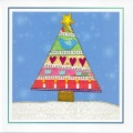Christmas Tree Christmas Cards - Pack of 10