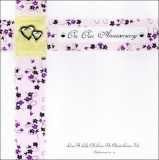 On Our Anniversary - Greetings Card