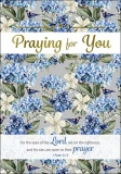 1 Peter 3:12 Praying for You Card