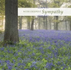 With Deepest Sympathy - Greetings Card