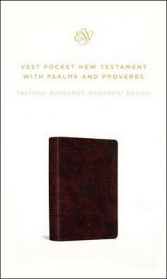 ESV Ornamental Design New Testament, Psalms and Proverbs