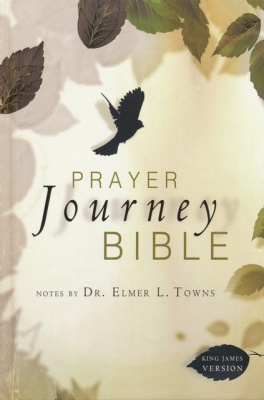 KJV Prayer Journey Bible
