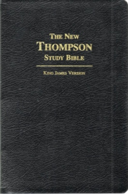 KJV New Thompson Study Bible