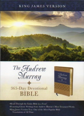 KJV Andrew Murray 365 Day Devotional Bible