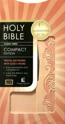 KJV Compact Press-Stud Edition