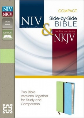 NIV And NKJV Side-By-Side Compact Bible