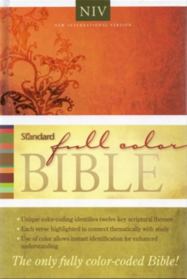 NIV Standard Full Color Bible