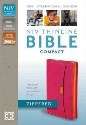 NIV Thinline Compact Zipped Bible