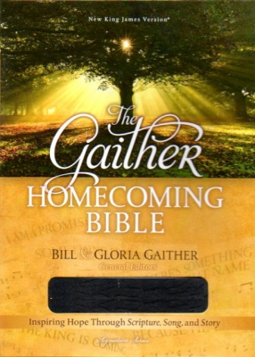 NKJV Gaither Homecoming Thumb Index Bible