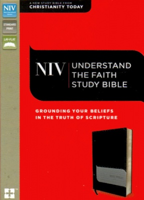 NIV Understand the Faith Study Bible