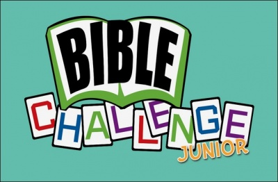 Bible Challenge Junior- Card Game