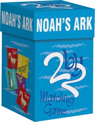 Noah's Ark 2 by 2 - Matching Game