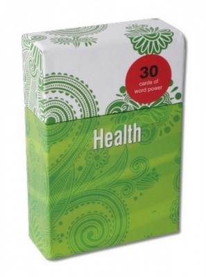Word Power Cards - Health