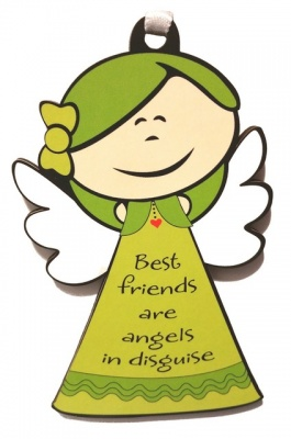 Best Friends - Wooden Angel