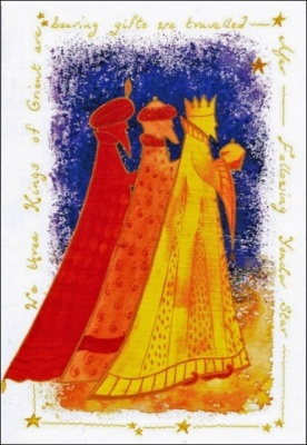 We Three Kings Christmas Cards - Pack of 10