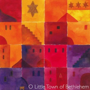 Bethlehem Christmas Cards - Small - Pack of 10