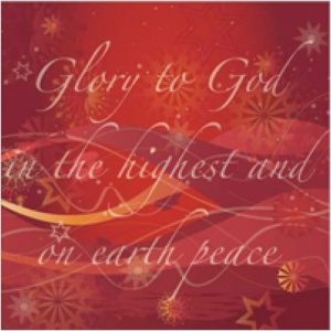 Glory to God Christmas Cards - Pack of 10