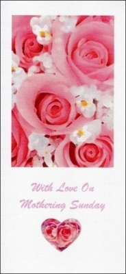 Mothers Day - Greetings Card