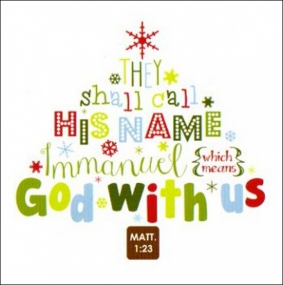 They Shall Call His Name... Christmas Cards - Pack of 5